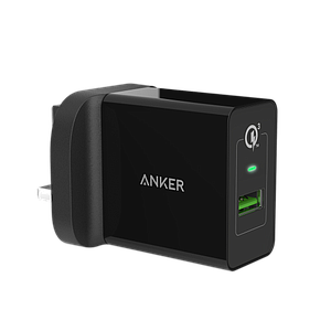 Anker -PowerPort+ 1 with QC3.0 and IQ