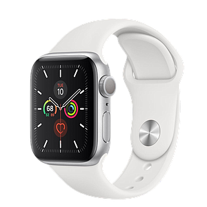 Apple Watch Series 5 GPS 40mm   Aluminium Case with   Sport Band