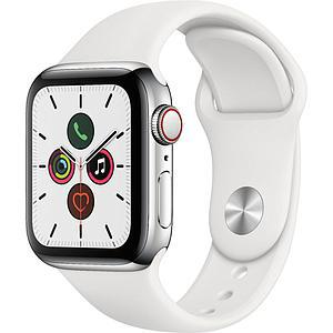 Apple Watch Series 5 GPS and Cellular 44mm   Aluminium Case with   Sport Band S/M & M/L
