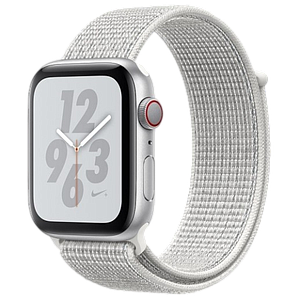 Apple Watch 40MM Series4 GPs and Cellular   Aluminum Case Summit   Nike Sport Loop