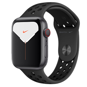 Apple Watch Nike Series 5 GPS Cellular, 44mm Space   Aluminium Case with Anthracite   Nike Sport Band
