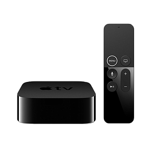 Apple TV 4K 64GB Black