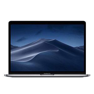 Apple 15-inch MacBook Pro with Touch Bar: 2.3GHz 8-core 9th-generation Intel/Core/i9 processor, 512GB Space Grey