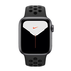 Apple Watch Nike Series 5 GPS Cellular 40mm Grey Aluminum with Black Band