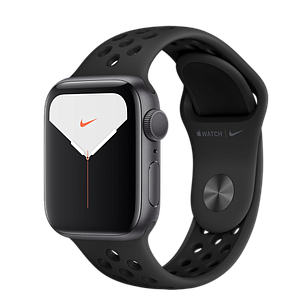 Apple Watch Nike Series 5 GPS 40mm Space Grey Aluminium Case with Anthracite Black Nike Sport Band