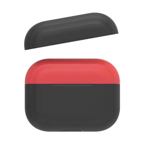 AhaStyle Silicon Two Toned Case for Airpods Pro