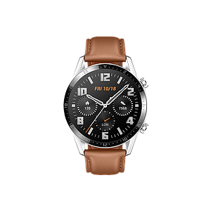 HUAWEI Gt2 Watch Pebble Brown