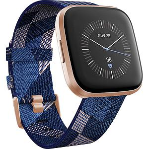 Fitbit Versa 2 SE (NFC) Fitness Wristband with Heart Rate Tracker Copper Rose
