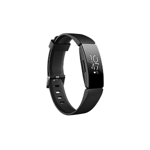 Fitbit Inspire Fitness Wristband HR With Heart Rate Black