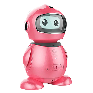YYD Early Education Robot Pink