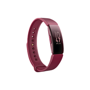 Fitbit Inspire Fitness Wristband Sangria