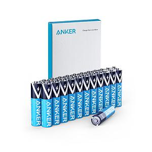 Anker Alkaline AAA Batteries (48-Pack)