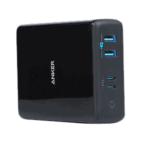 Anker PowerPort Atom PD 4 -Black (100W)