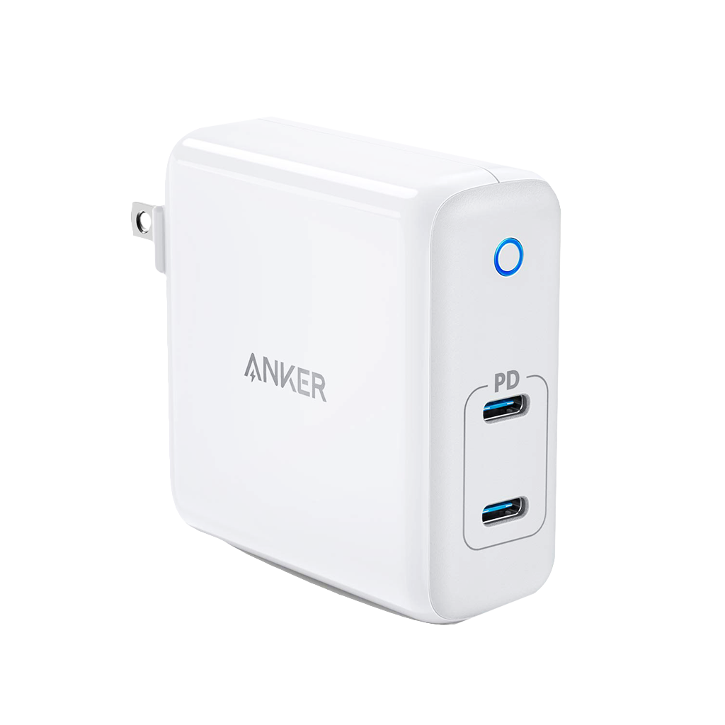 Anker PowerPort Atom III 60W GaN with PiQ 3 -White