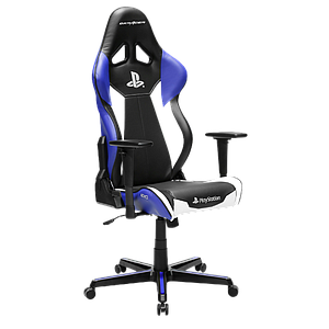 DXRacer PlayStation Edition Gaming Chair + PS4 Sony Controller