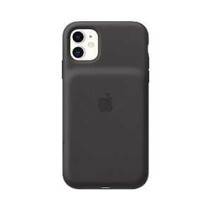 Apple Iphone 11  Smart Battery Case - Black