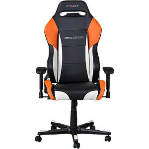DXRacer Drifting Series Gaming Chair - Black/White/Orange
