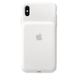 Apple Smart Battery Case For iPhone XS Max White