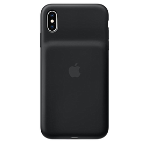 Apple Smart Battery Case For iPhone XR Black