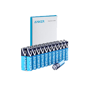 Anker-- Alkaline AAA Batteries- (48-Pack)