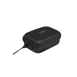 BUBM Universal Hard Case With 2500mAh Battery-Black ""