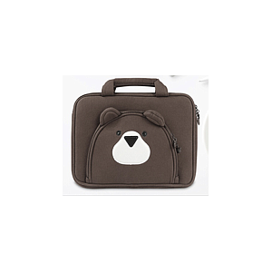 BUBM Bear D Bag for 15 inches Laptops -Brown