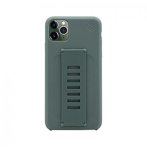 Grip2u Slim Case for iPhone 11 Pro (Midnight Green)