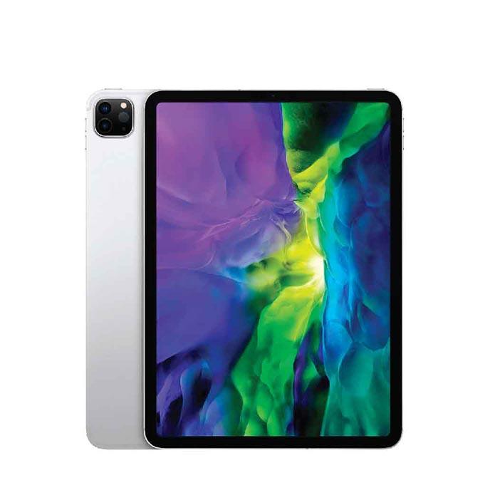 Apple 11-inch iPad Pro Wi‑Fi 128GB - Silver-[2020 ...