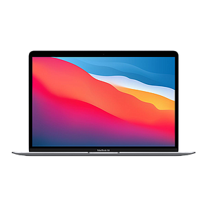 Apple 13-inch MacBook Air: 1.1GHz quad-core 10th-generation Intel Core i5 processor, 512GB - Space Grey( Comes with English and Arabic Keyboard )