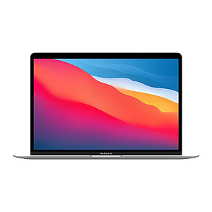 Apple 13-inch MacBook Air: 1.1GHz quad-core 10th-generation Intel Core i5 processor, 512GB - Silver( Comes with English and Arabic Keyboard )