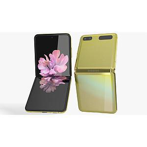 Samsung Galaxy Z Flip 256GB Mirror Gold