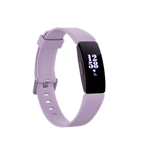 Fitbit Inspire Fitness Wristband HR With Heart Rate Lilac(S/L)