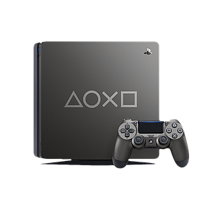 PS4 Slim Days Of Play Limited Edition 1TB