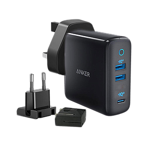 Anker Powerport III 3-Port 65W -Black