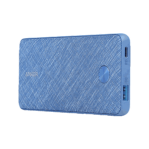 Anker PowerCore III Sense 10K PD -Blue Fabric