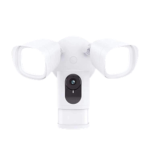 Eufy 1080P FloodLight Security Camera -White
