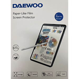 DAEWOO Paper-Like Screen Protector for 11 inch iPad Pro (1st and 2nd generation)