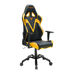 DXRacer Valkyrie Series Gaming Chiar - Black/Yellow