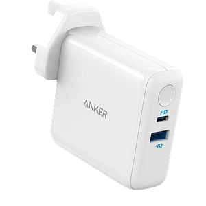 Anker PowerCore III Fusion 5K PD Hybird -White