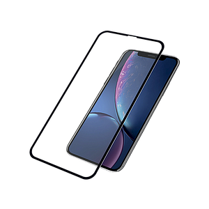 PanzerGlass Apple iPhone XR  Casefriendly,Black - 2640