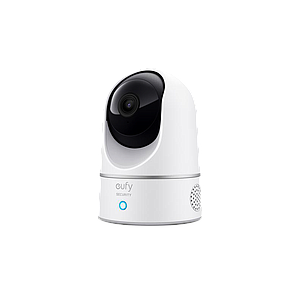 Eufy Indoor Cam 2K Pan & Tilt  -White (Stand Alone)