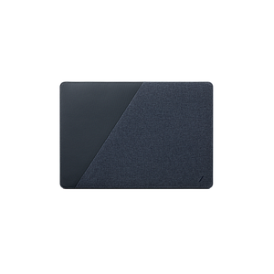 "Native Union Stow Slim Sleeve for MacBook 12""/MacBook Air 13""/MacBook Pro 13"" (Indigo)"