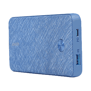 Anker PowerCore Metro Essential 20000 PD -Blue Fabric