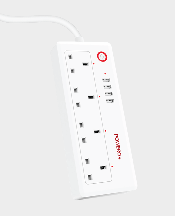 PowerO+ Wifi Smart Power Strip